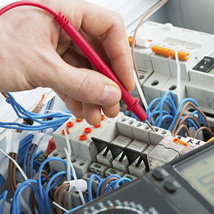 Control systems maintenance